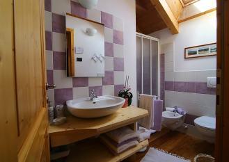 Il bagno Adamello