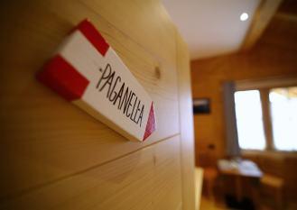 Ingresso camera Paganella