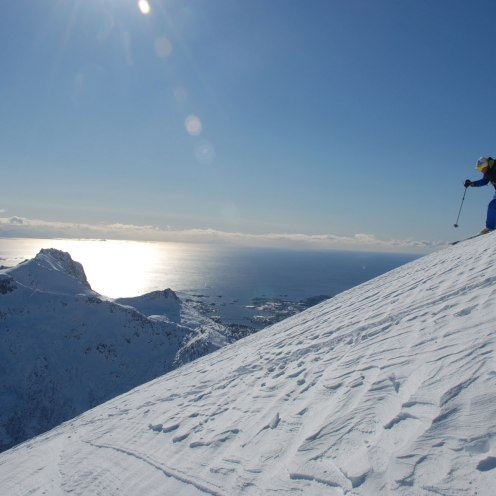 Claudio Kerschbaumer, Isole Lofoten, Norvegia