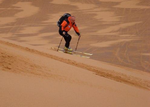 Claudio Kerschbaumer, Marocco