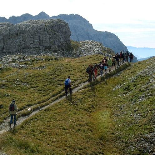 Gruppo Activity escursione